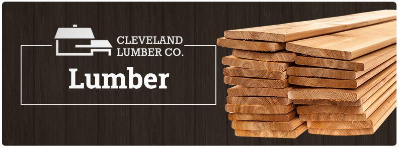 lumber yard decking dimensional lumber cleveland lumber co