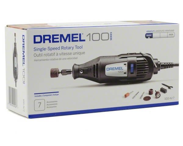 Dremel 100 Series 120v Rotary Tool Kit Cleveland Lumber Co