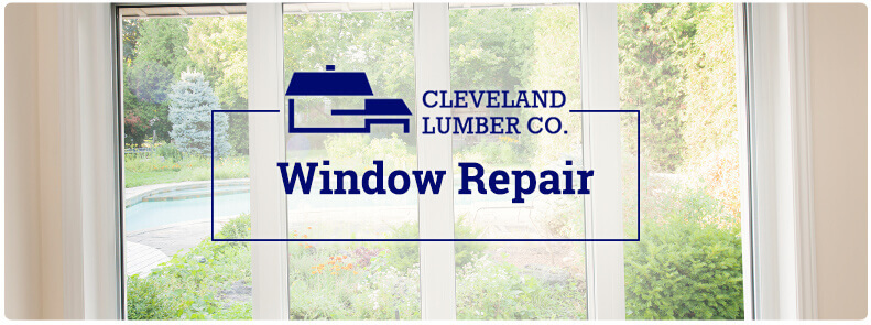 Window Repair Cleveland Ohio Cleveland Lumber Co