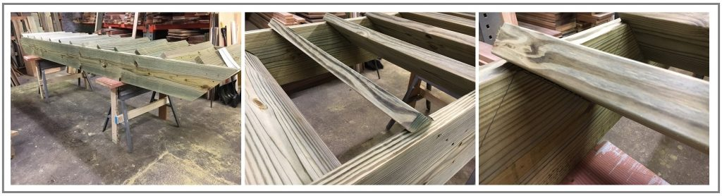 Custom Millworking And Moulding Cleveland Lumber Co