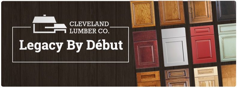 Legacy Debut Kitchen Cabinets | Cleveland Lumber Co.