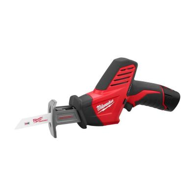 Milwaukee M12 Hackzall Reciprocating Saw Kit Cleveland