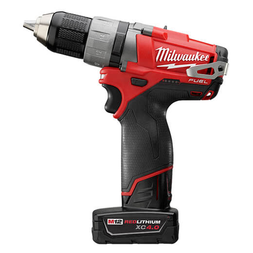 Milwaukee M12 Fuel 189 Drill Driver Kit Cleveland Lumber Co