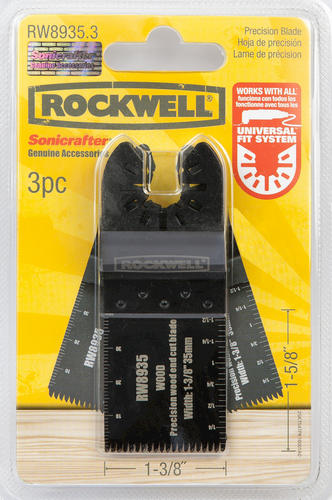 Rockwell Universal Fit Blades Cleveland Lumber Co