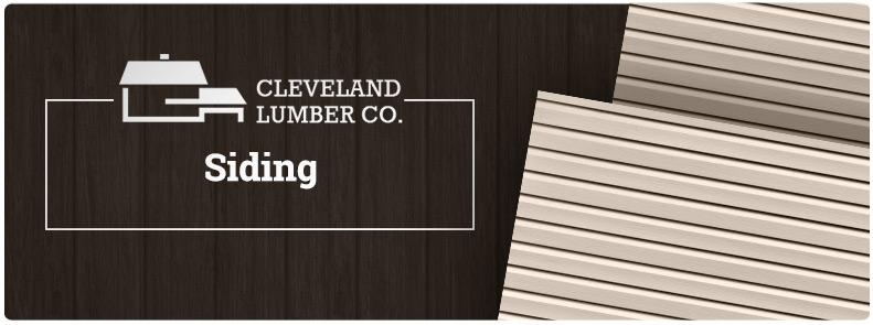 Hardie Siding, AZEK Trim, Vinyl Siding | Cleveland Lumber Co