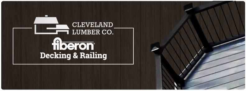 Fiberon Composite Decking and Railing | Cleveland Lumber Co