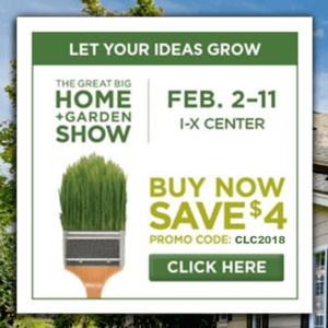 The great big home garden show 2018 cleveland lumber co Cleveland home and garden show 2017