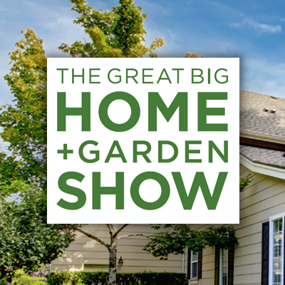 Big home and garden show giveaway the great big home and garden show at cleveland klein s lawn Colorado home and garden show